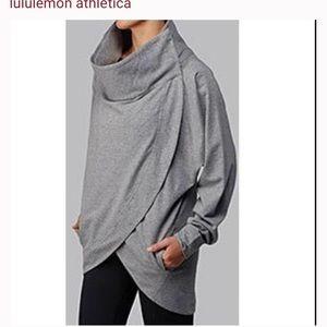 Lululemon cocoon wrap